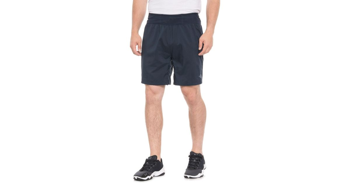 03b4555319 The North Face - Blue Flight Better Than Naked Long Haul Shorts (for Men)  for Men - Lyst