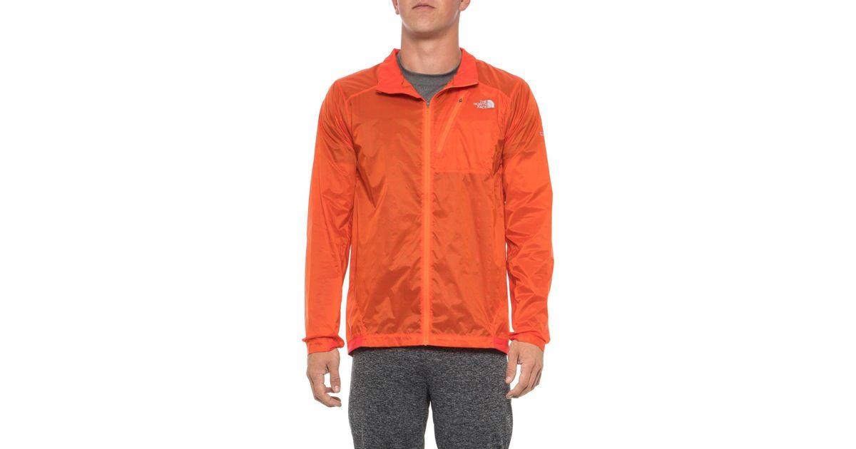 dc14b4aa7 The North Face Orange Flight Better Than Naked Jacket (for Men) for men