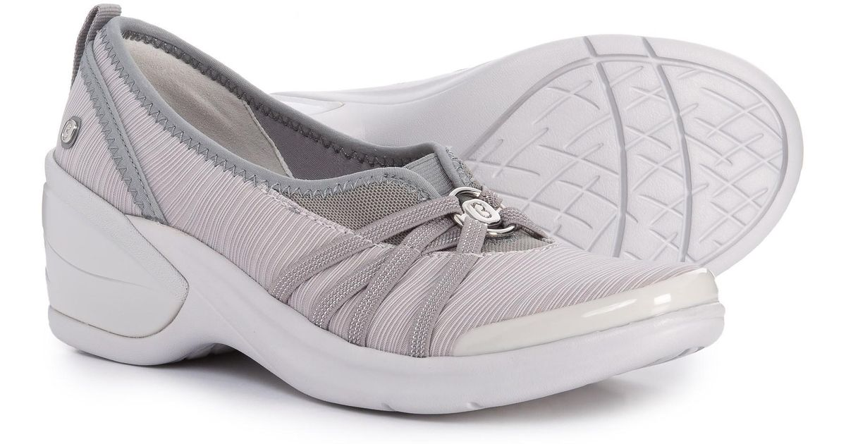 Bzees Synthetic Melody Wedge Shoes in