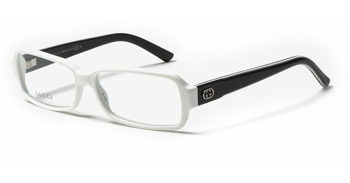 3b9150f6ac Lyst - Gucci GG 3124 Iq1 Designer Optical Reading Glasses (for Women) in  Black