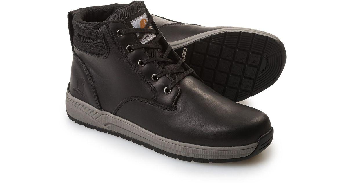 Carhartt Leather Lightweight Wedge Work