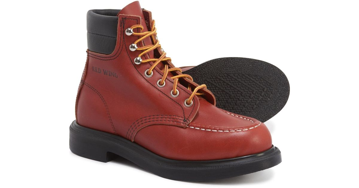 Red Wing Leather 8804 Classic Moc-toe