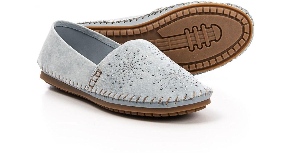 Adam Tucker Suede Stardust Shoes - Lyst