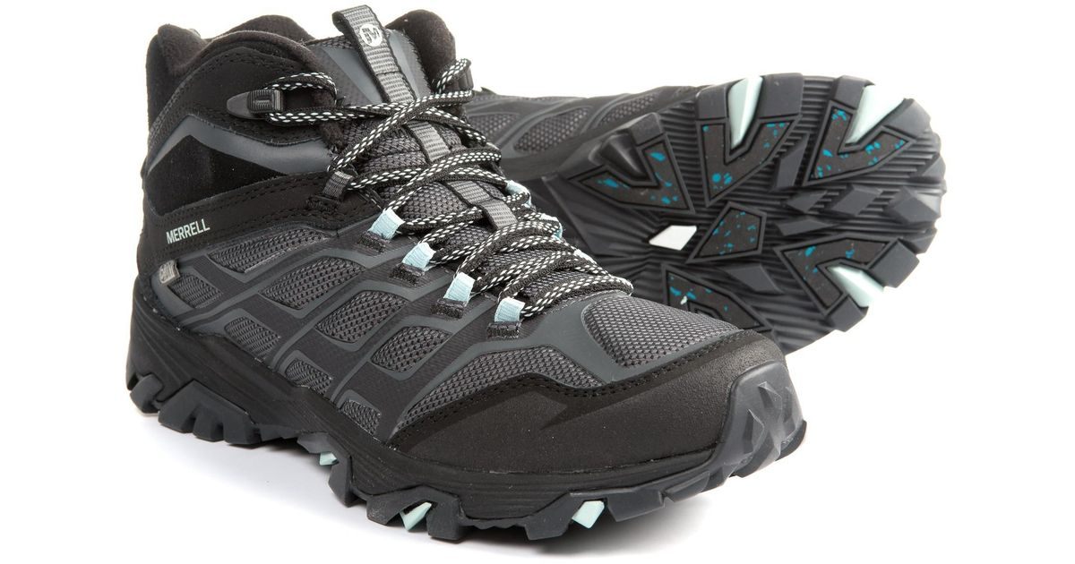 Merrell Synthetic Moab Fst Ice + Thermo