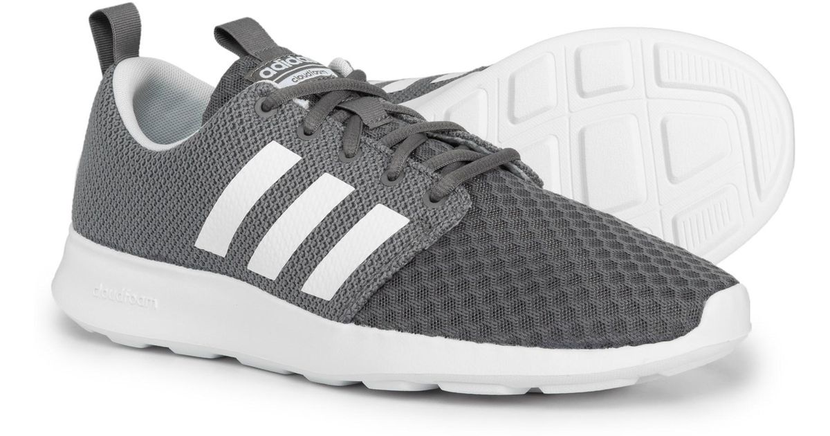 610f1c716 Lyst - adidas Cloudfoam® Swift Racer Sneakers (for Men) in Gray for Men