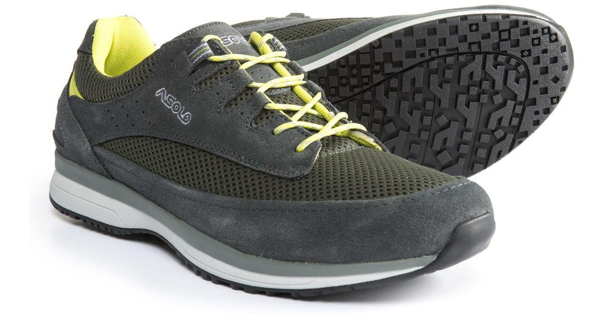 Shoes Asolo Black For Equinox Men VMzpSU
