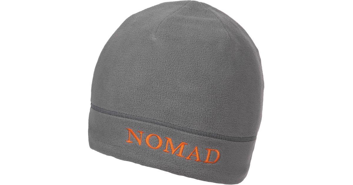 ef81befe4d9d Lyst - Nomad Fleece Beanie (for Men) in Gray for Men