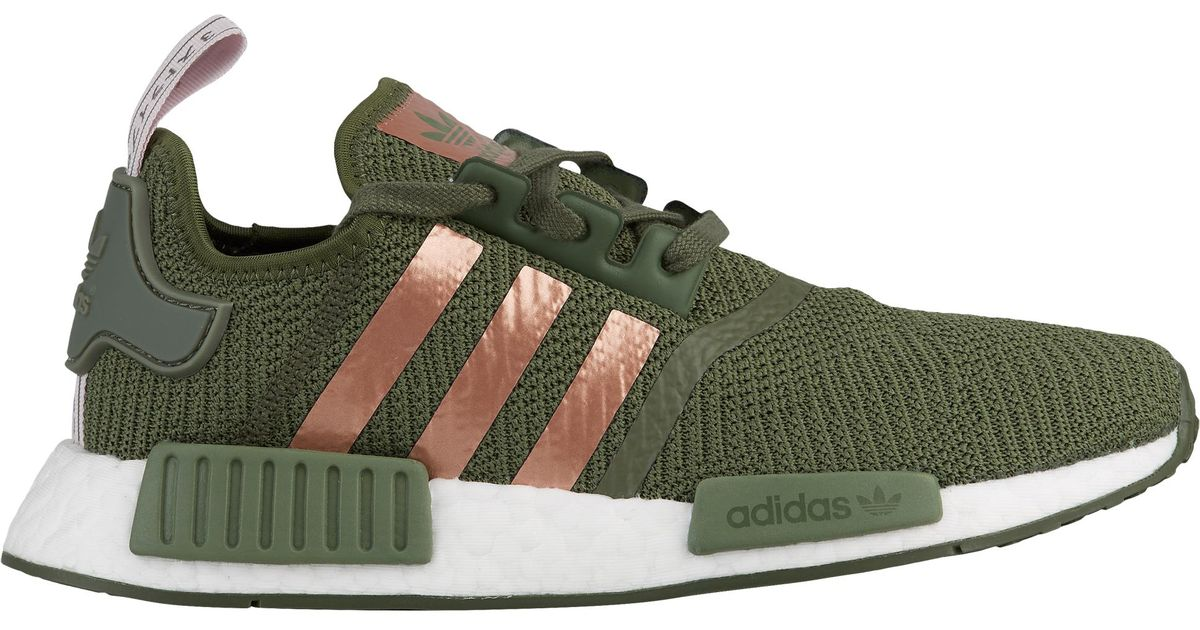 online store 90421 23223 Adidas Originals - Green Nmd R1 - Lyst