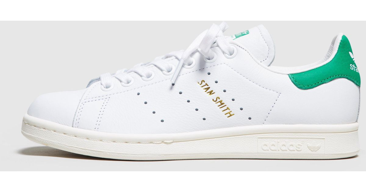 c437b27a9a7d22 Lyst - adidas Originals Stan Smith Forever Women s in White