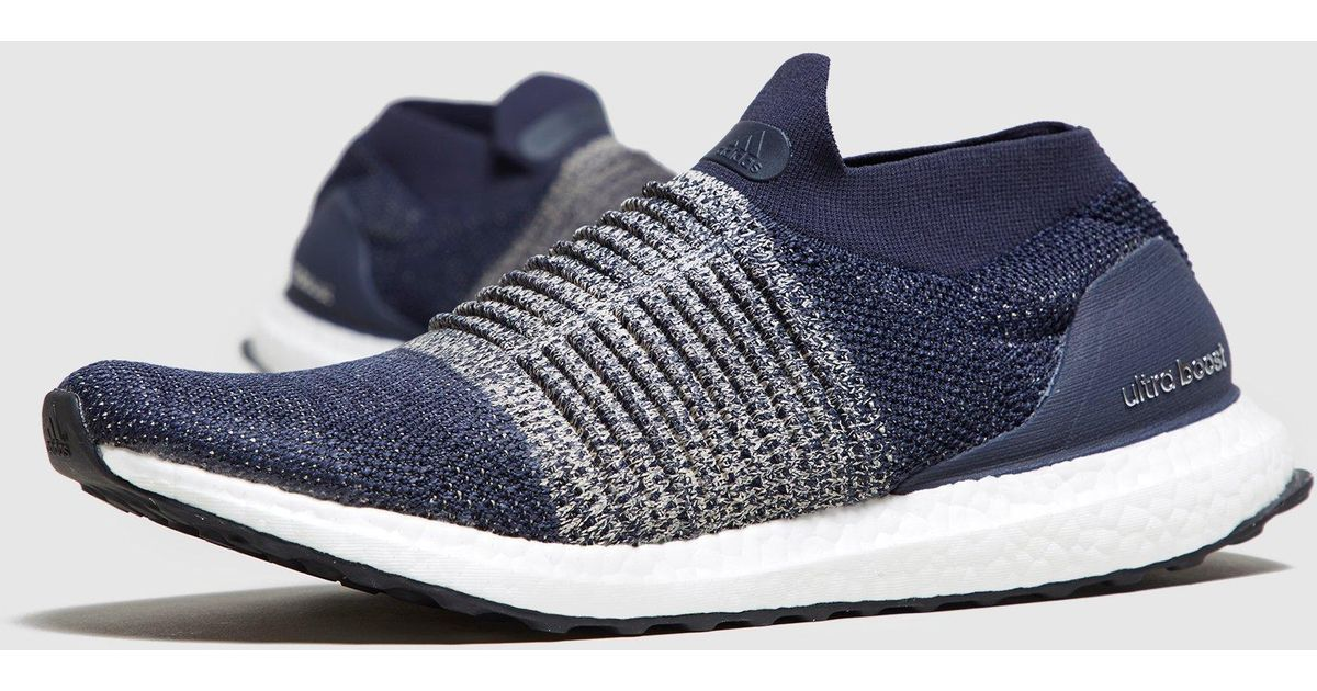 official photos 8edab 95e8d adidas Ultra Boost Laceless in Blue for Men - Lyst