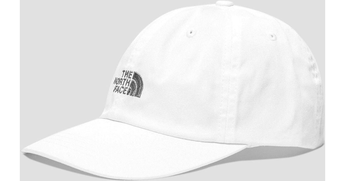 7b00fdf5eb6 Lyst - The North Face North Face Norm Cap in White for Men