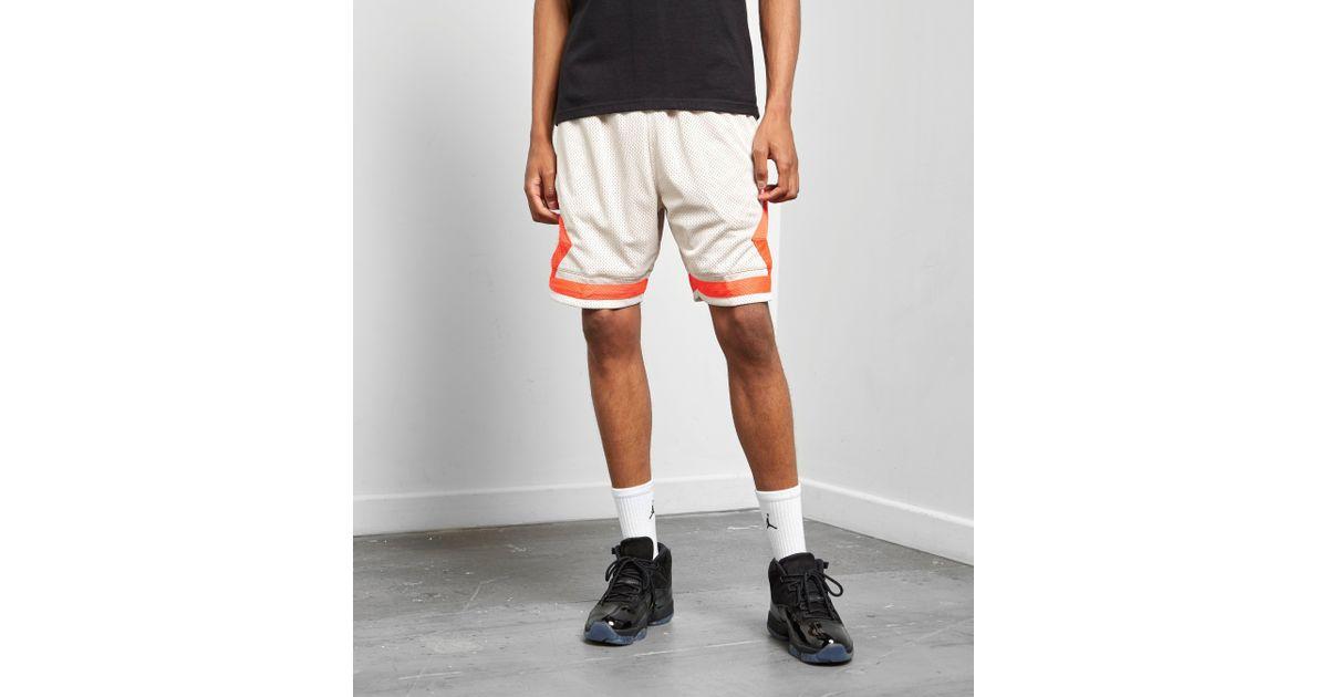 bba8ade0b8 Nike Multicolor Lifestyle Diamond Shorts for men