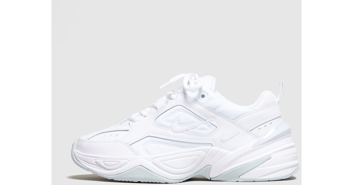 4aee14f2 Nike M2k Tekno Women's in White - Lyst