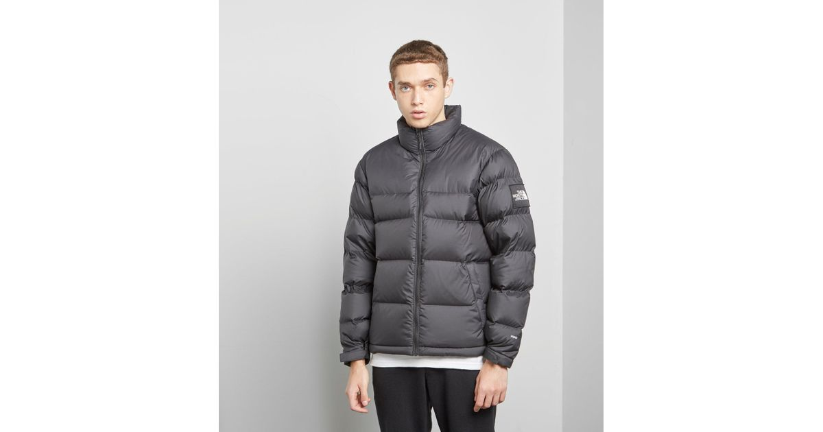 9469338bd240 Lyst - The North Face 1992 Nuptse Jacket in Black for Men