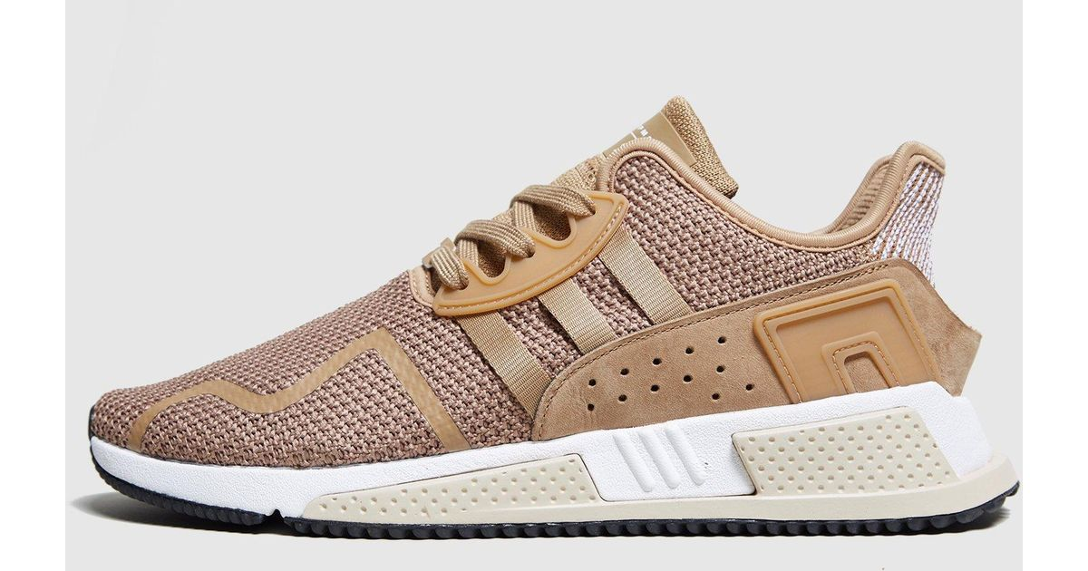 a83b521525f Adidas Originals - Brown Eqt Cushion Adv - Size? Exclusive for Men - Lyst