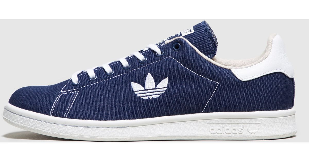 new styles 2c30c 1ec94 Adidas Originals Blue Stan Smith Trefoil for men