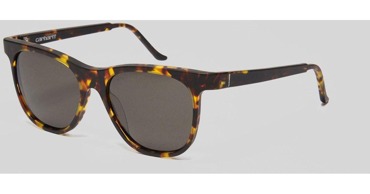 cb4a098ed3 Lyst - Carhartt WIP By Retrosuperfuture Jaycee Sunglasses in Brown