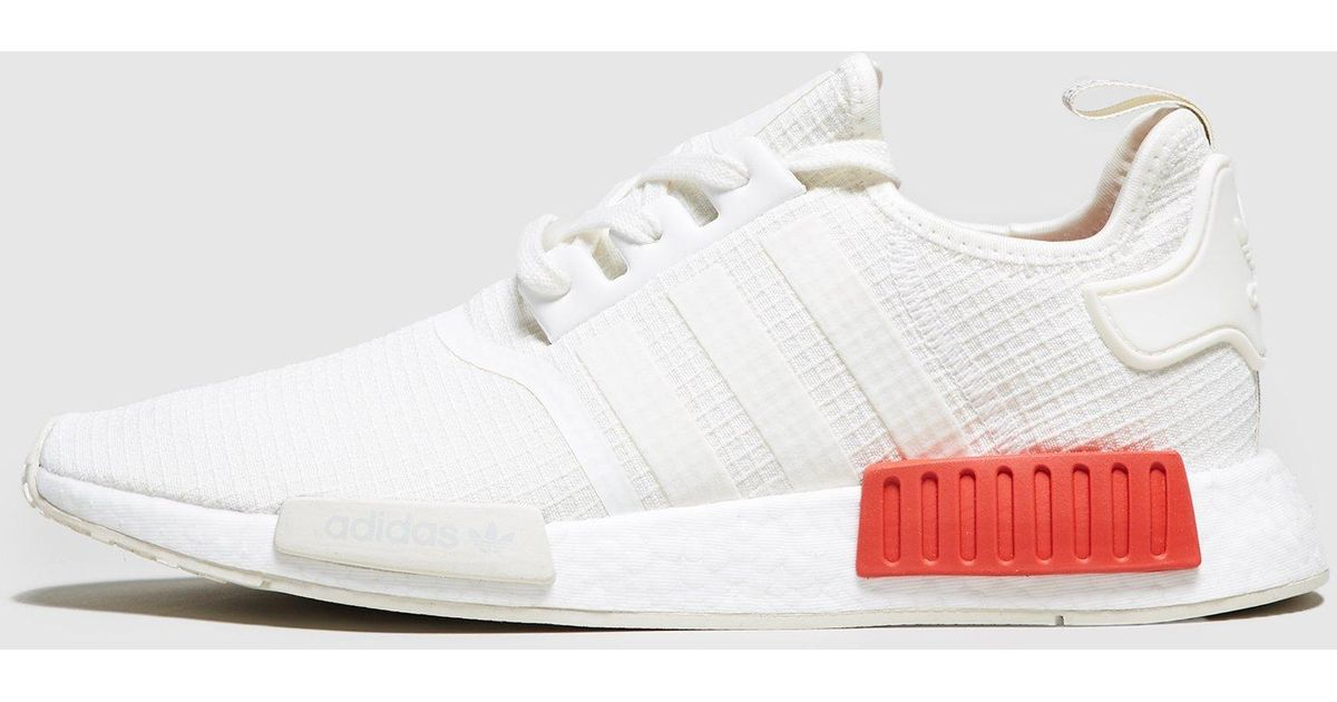 60521aa6b adidas Originals Nmd R1 Ripstop in White for Men - Lyst