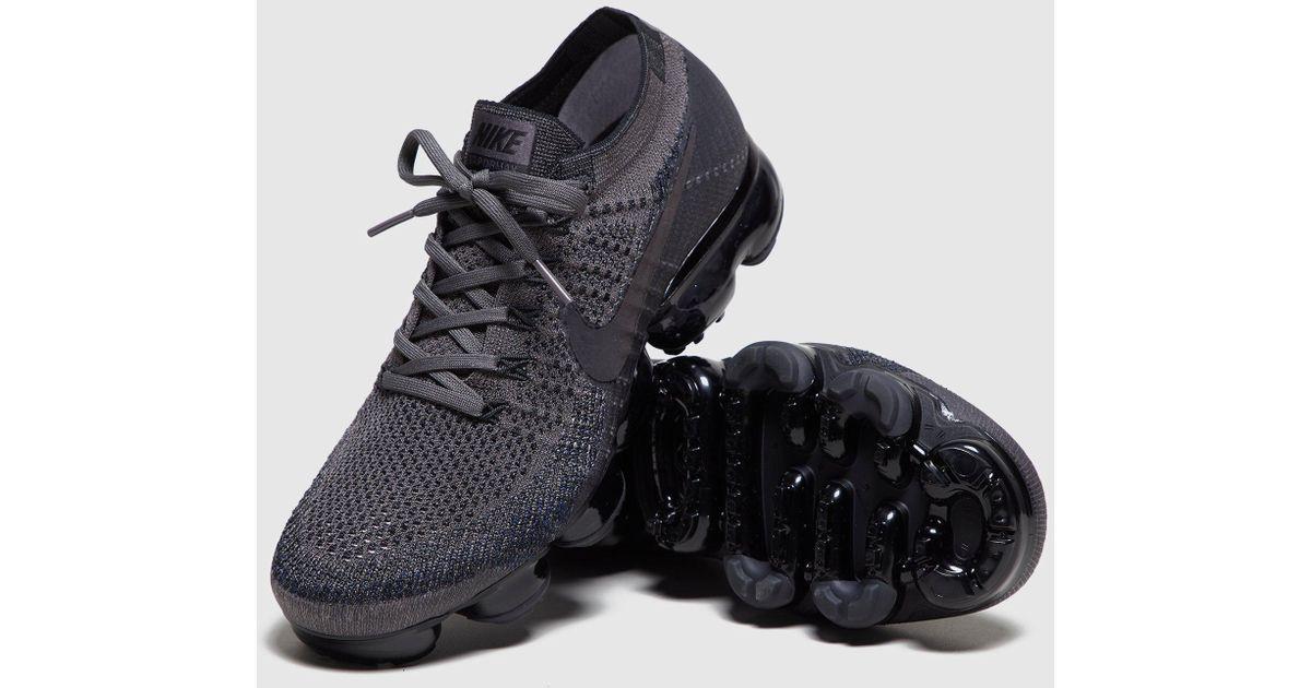 27c48439586 Lyst - Nike Air Vapormax Flyknit Women s in Black