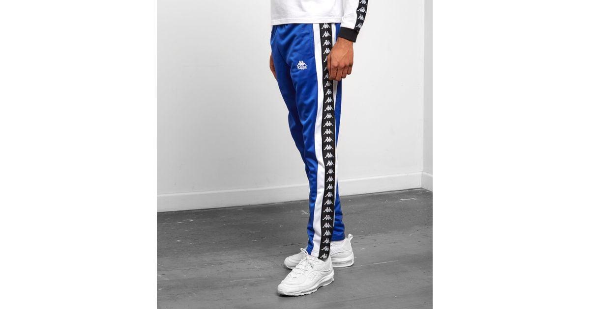 27af290217 Kappa Blue Authentic Luis Track Pants for men