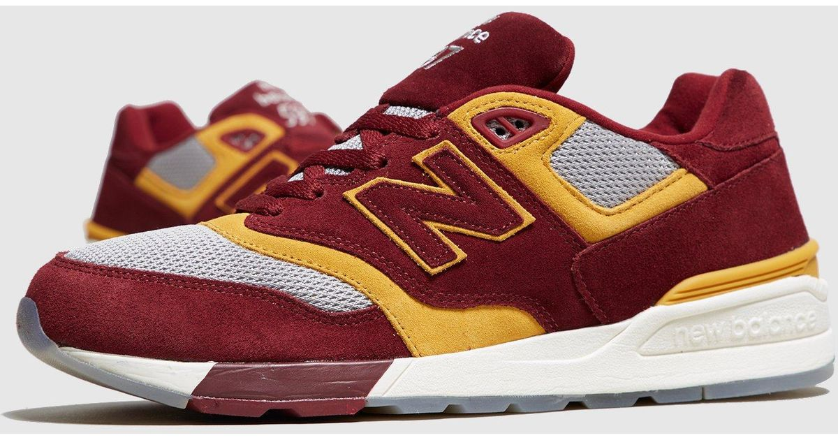 online retailer f6317 6fa1c New Balance Red 597 Size? Exclusive for men