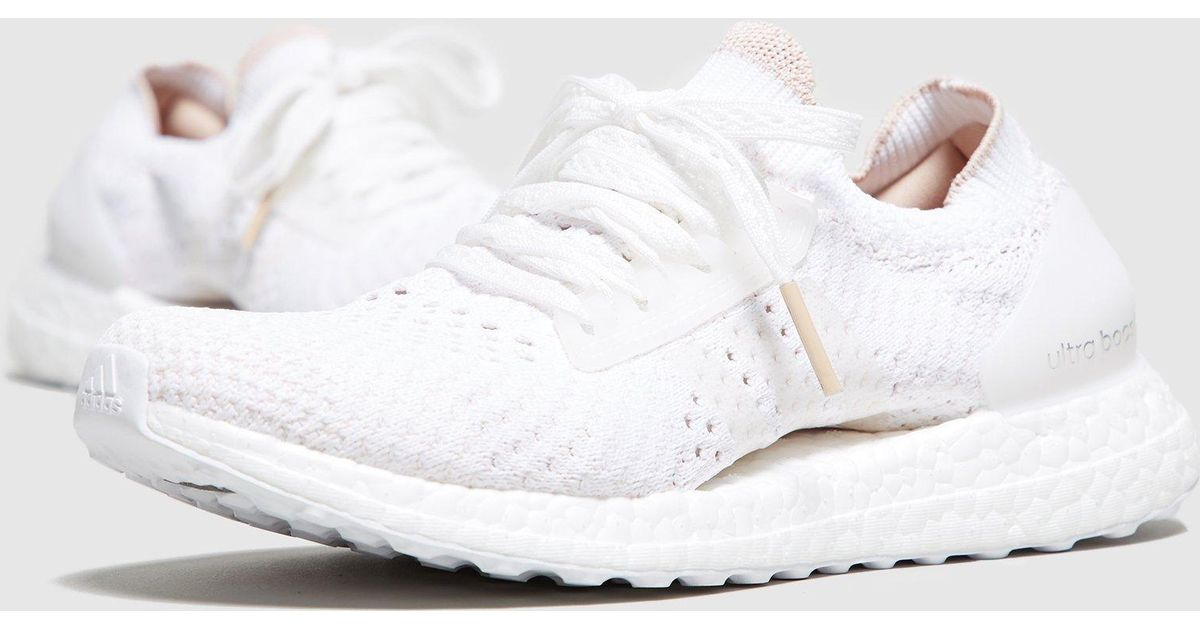 9d209eef7d550 Lyst - adidas Ultra Boost X Clima Women s in White