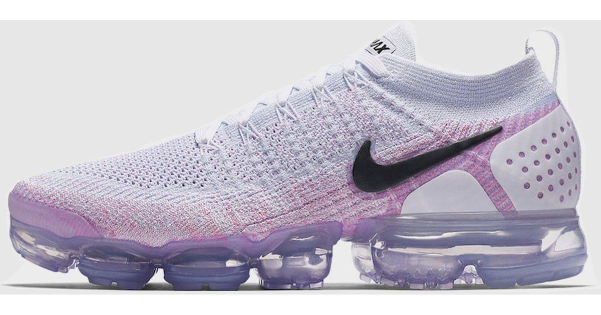 2449464b4f0a Nike Air Vapormax Flyknit 2 in Purple for Men - Lyst