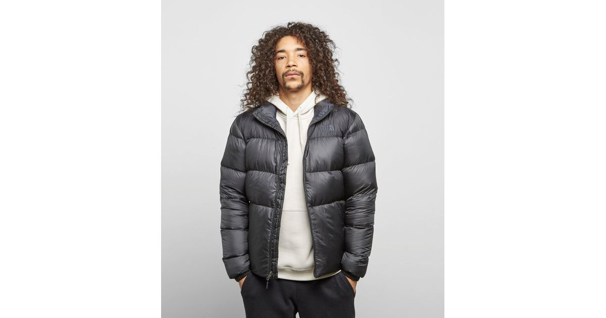 b9ede1392 The North Face Black Nuptse Iii Down Jacket for men