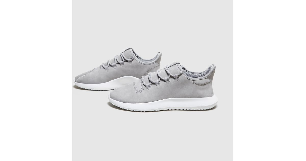 the latest d7f15 ed354 Adidas Originals Gray Tubular Shadow - Size? Exclusive for men