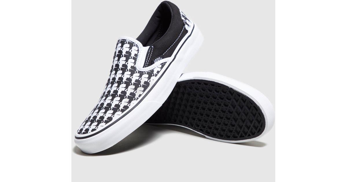 KARL x VANS Chaussures Classic Slip-On - Vans g6xGtbL5sF