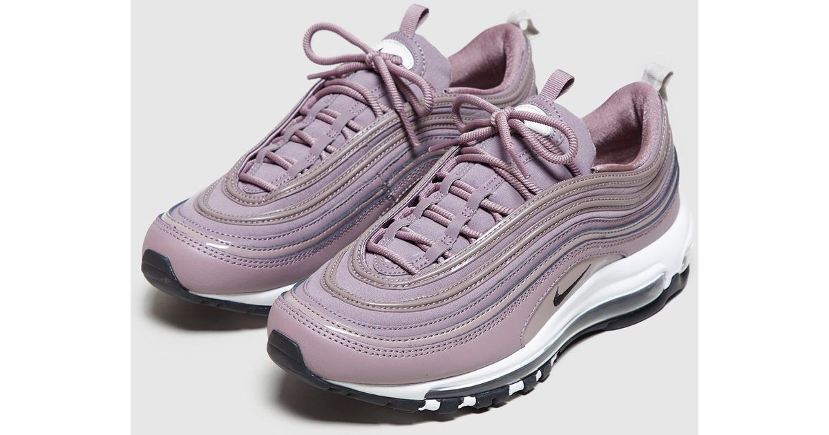low priced 480f1 cf3d9 Lyst - Nike Air Max 97 Premium Women s in Purple