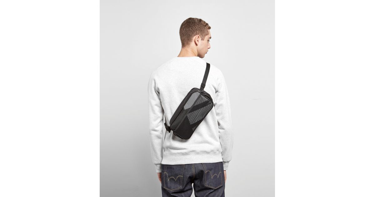 f30628605 adidas Eqt Cross Body Bag in Black for Men - Lyst