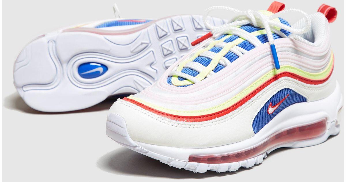 Nike Blue Air Max 97 Panache Women's