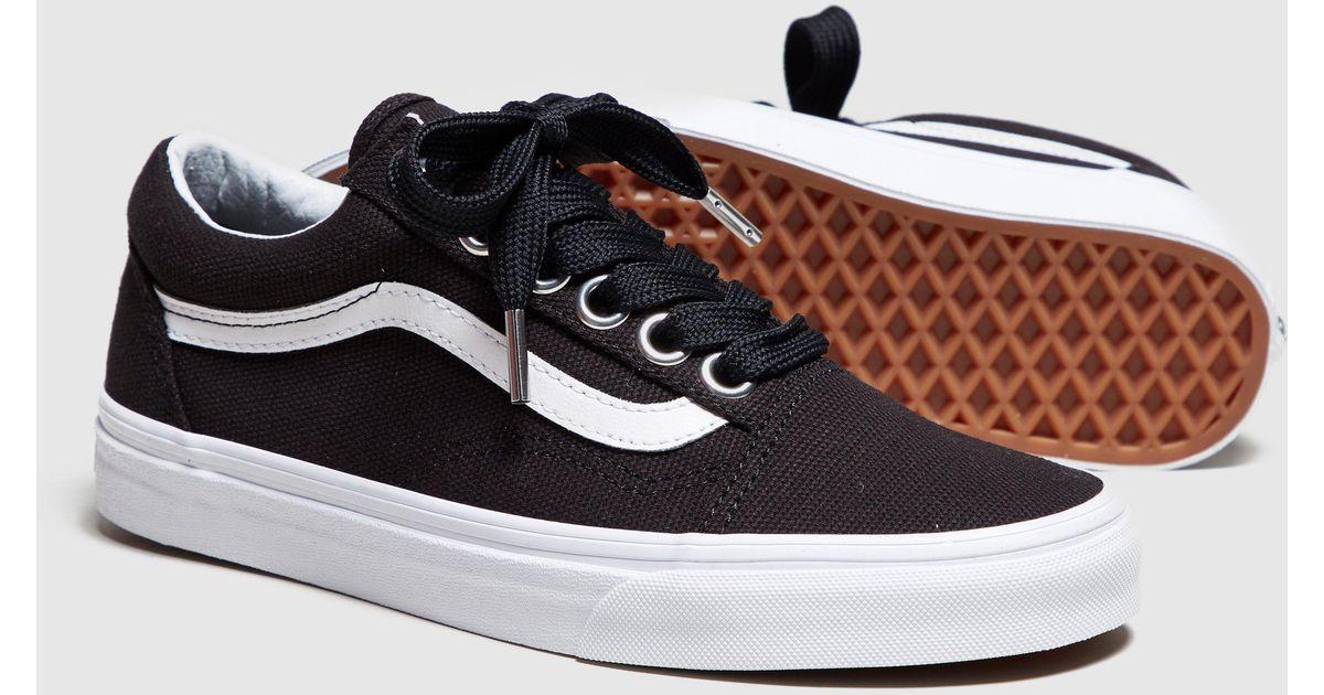 vans old skool boot lace