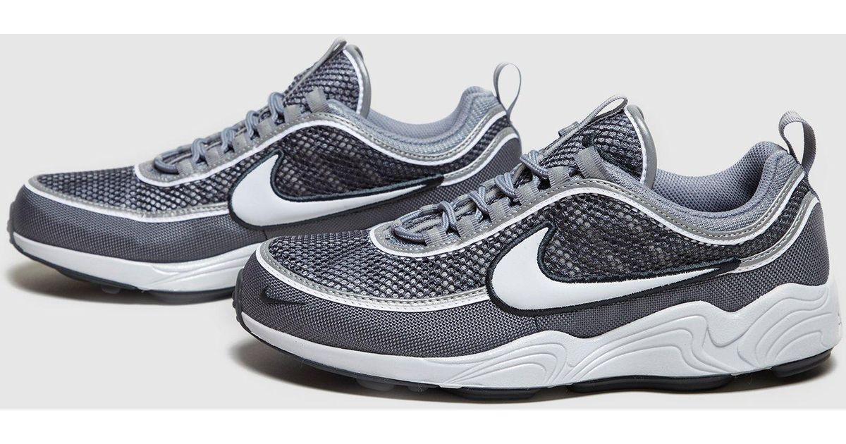 regard détaillé e5e91 f7c54 Nike - Gray Spiridon Og for Men - Lyst