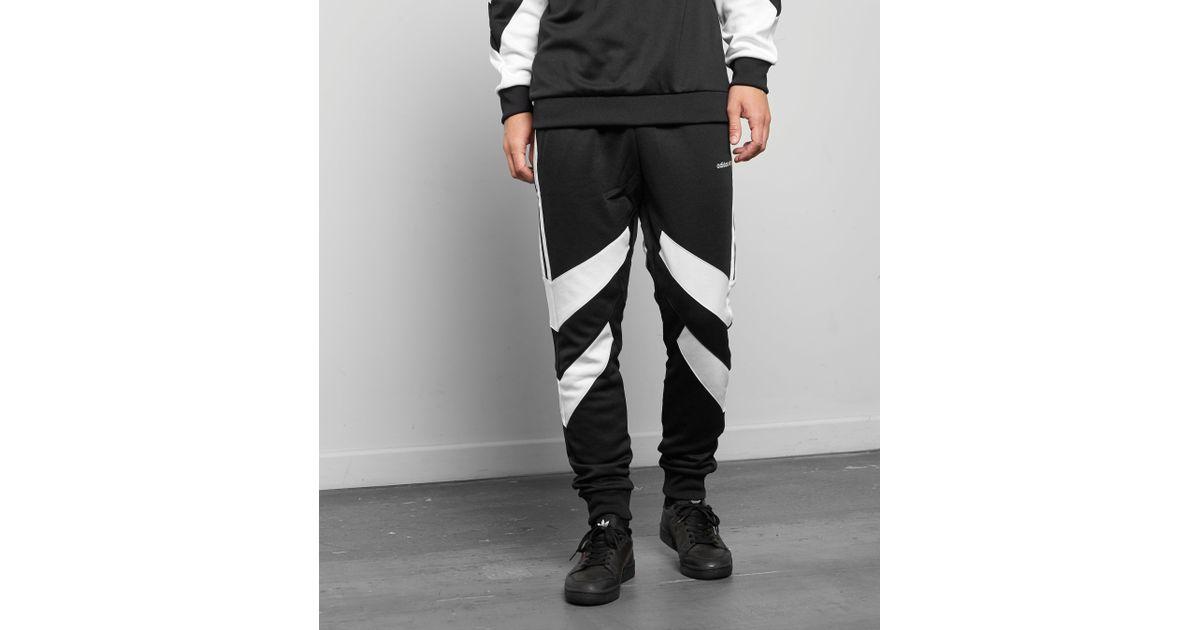 Adidas Originals Black Palmeston Track Pants for men