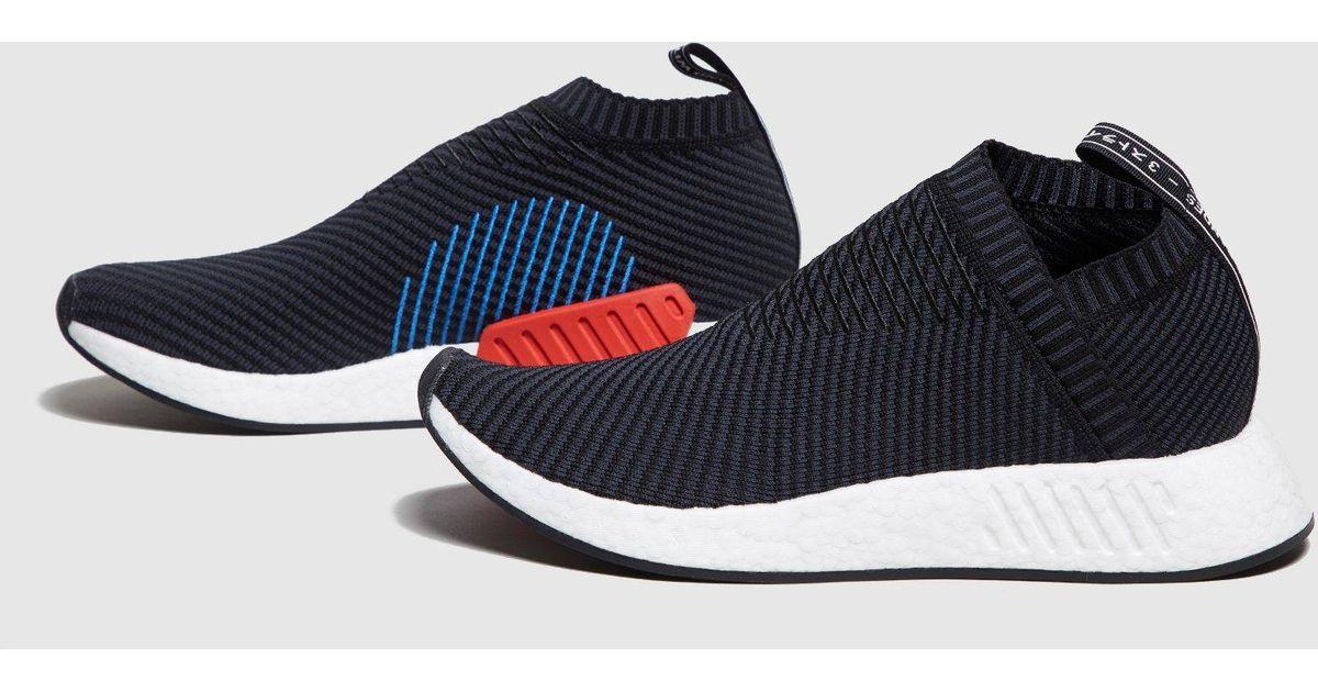 69a34c89710e58 Lyst - adidas Originals Nmd Cs2 Boost Primeknit in Black for Men