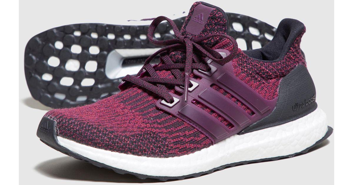 lowest price 85b86 61757 Adidas Purple Ultraboost Women's