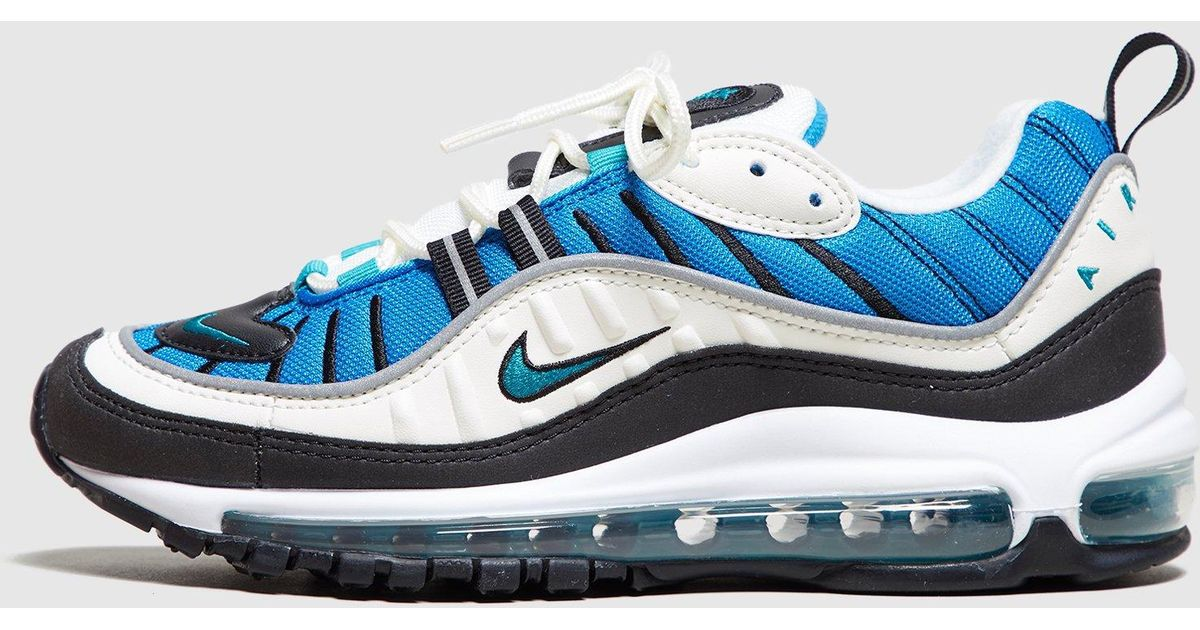 quality design 0c90b 8218d ... germany lyst nike air max 98 womens in white 0404a cee55