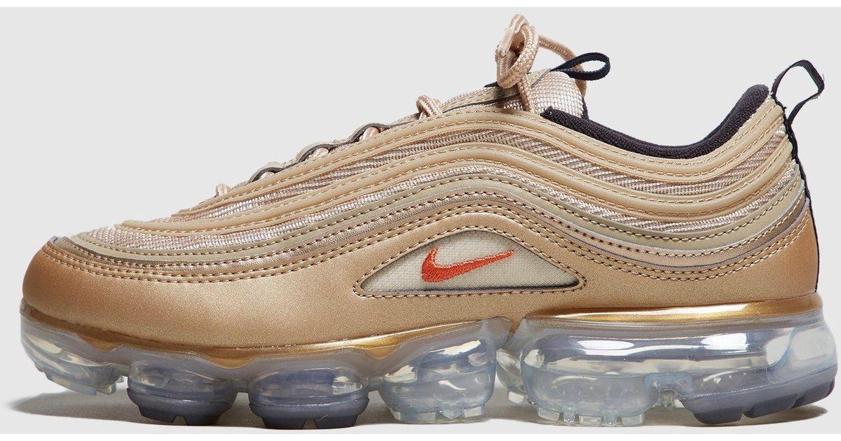 size 40 3ffb9 ecdcb Nike Metallic Vapormax 97 Women's