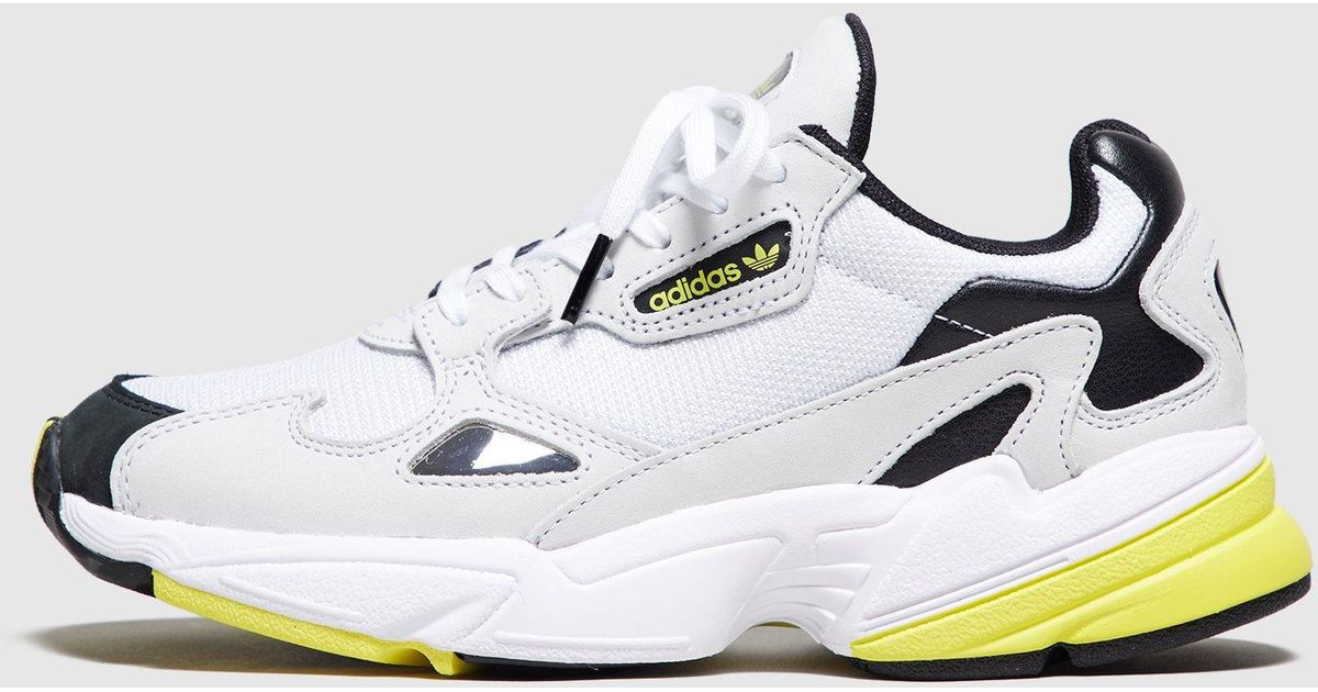 new product 682a8 ce05e adidas Originals Falcon  acid House Pack  Women s - Size  Exclusive in White  - Lyst