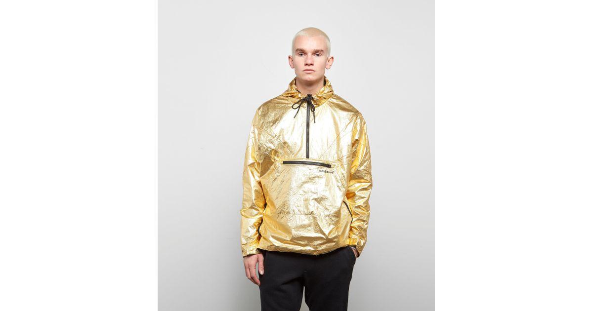 Adidas Originals Metallic Fontanka Jacket for men