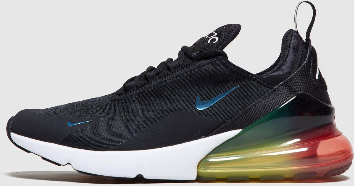 3aa1bd452f8c20 Lyst - Nike Air Max 270 Se in Black for Men - Save 4.516129032258064%