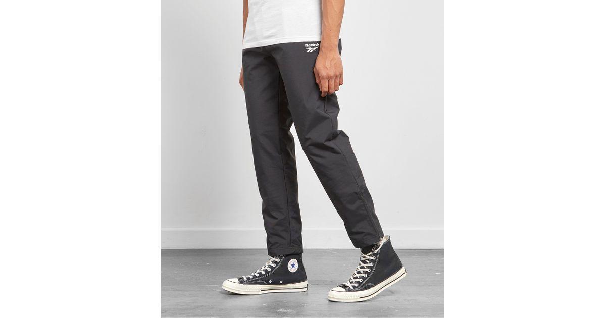 e4e9efc2dce52d Reebok Lf Track Pants in Black for Men - Lyst