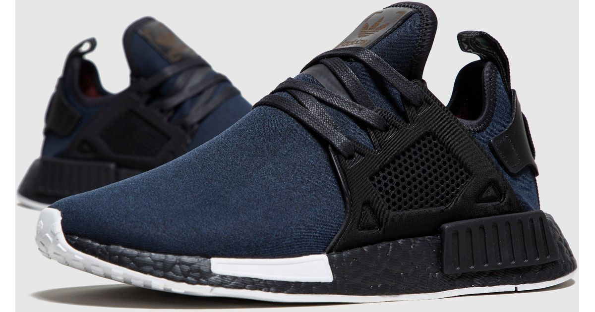 best service 75888 fb50f Adidas Originals Blue X Size? X Henry Poole Nmd_xr1 for men