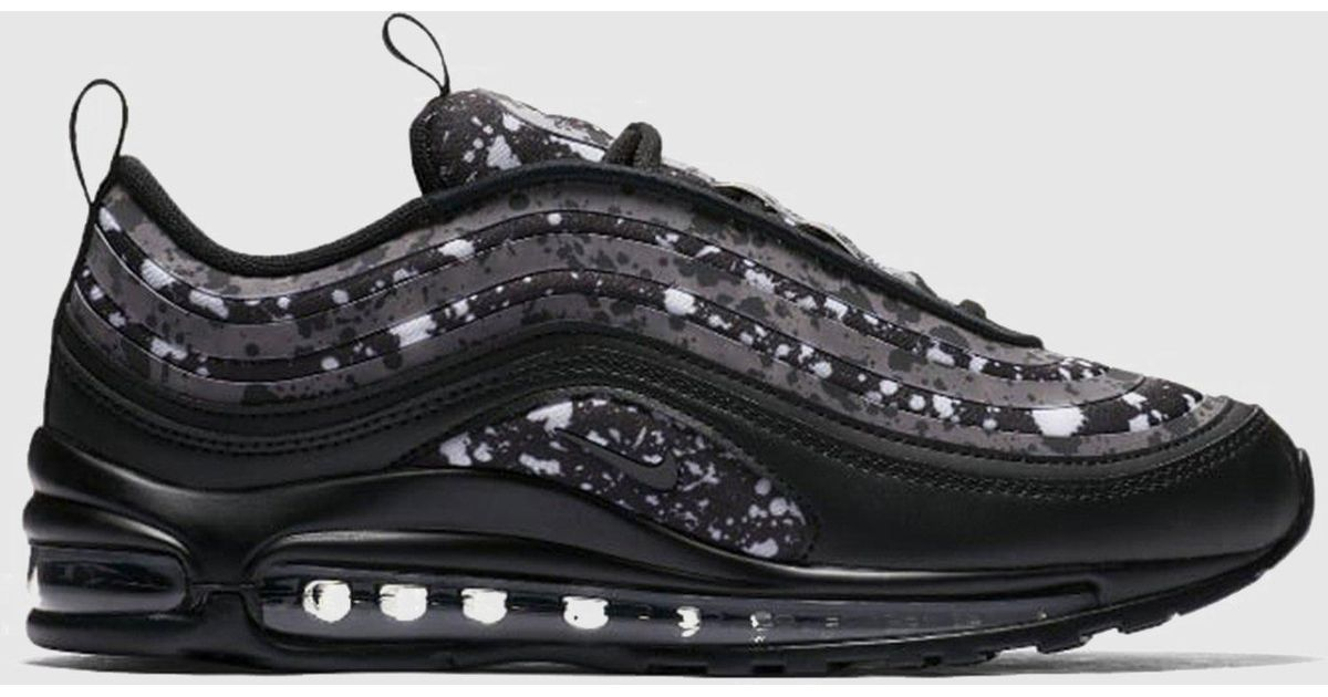 b029d6ecf2b6dc Nike Air Max 97 Ultra Terrazzo Women s in Black - Lyst