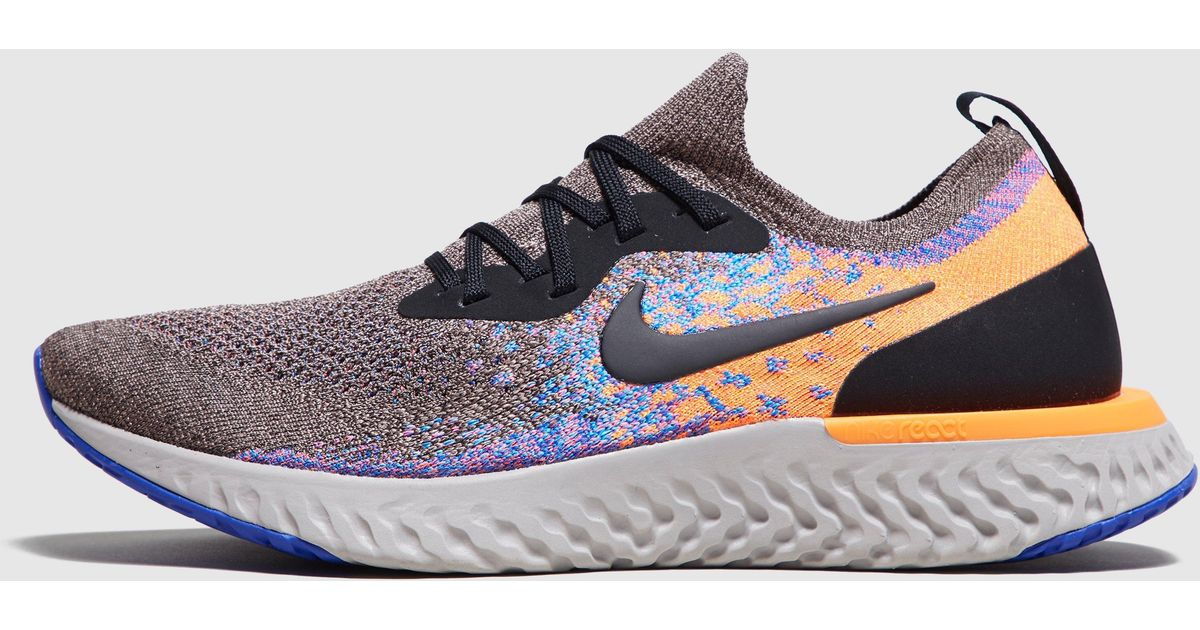 a69d7d783245 Lyst - Nike Epic React in Blue for Men