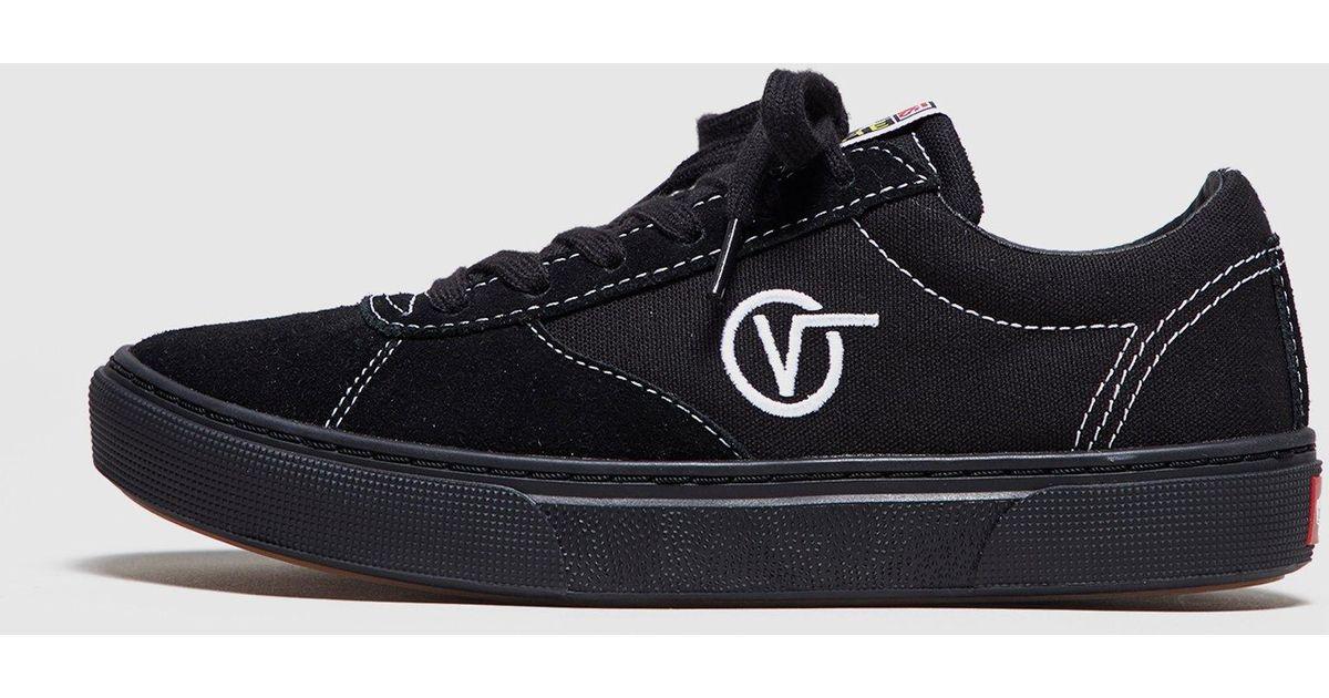 402463008b Lyst - Vans Paradoxxx Women s in Black