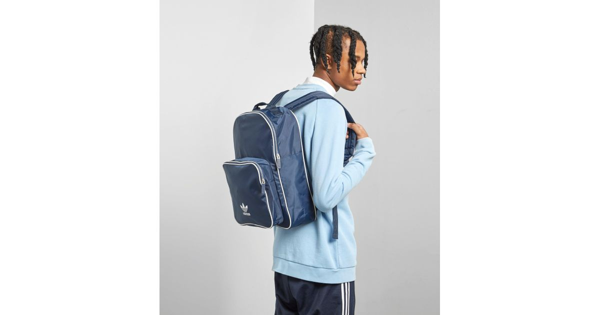 9546677605c8 Lyst - adidas Originals Adicolor Backpack in Blue for Men