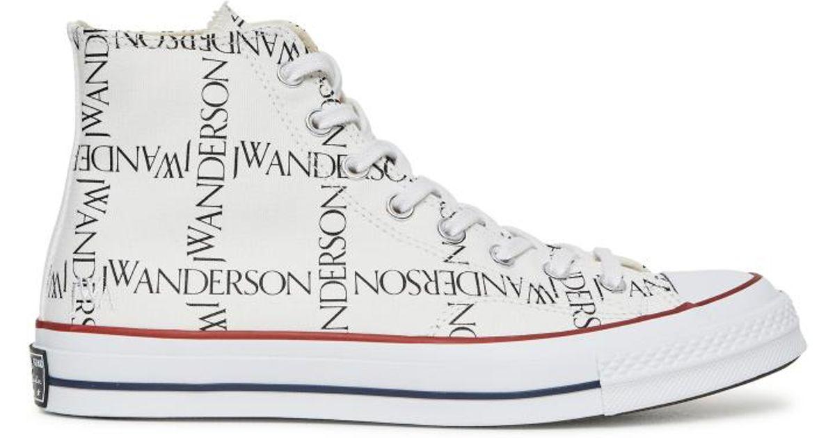 9b5da695e4e2 Lyst - Converse J.w. Anderson Chuck Taylor 70 Hi Sneakers - Save 8%